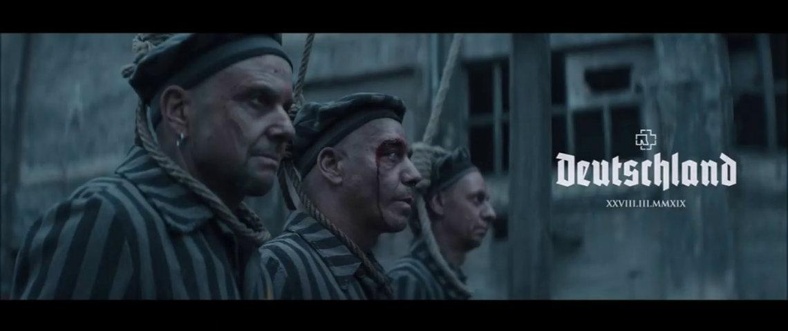 Rammstein, Novo Vídeo Gera Controvérsia