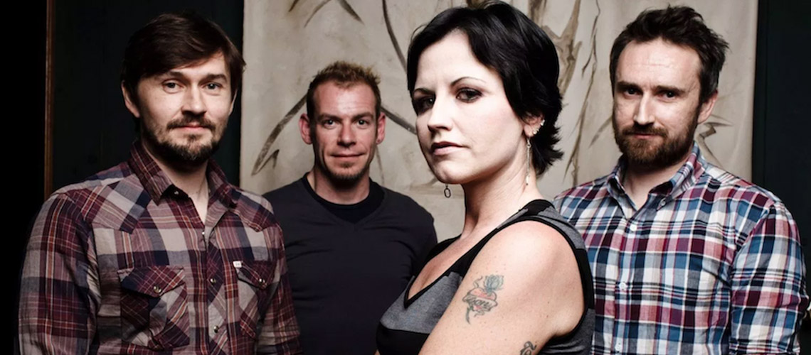 "The Cranberries: Ouve a inédita ""Wake Me When It's Over"""