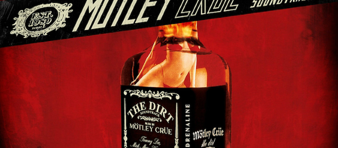 Mötley Crüe, The Dirt Soundtrack