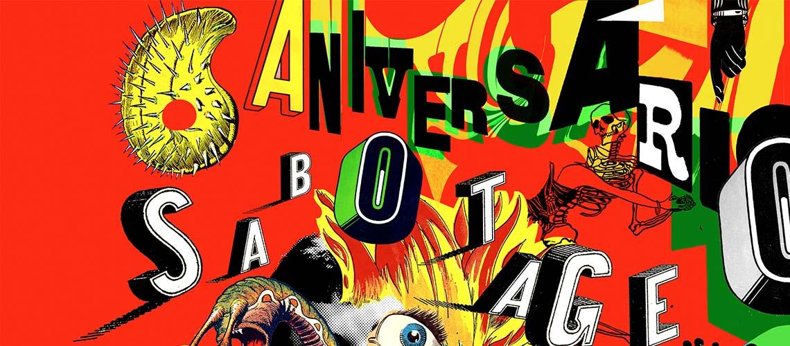6º Aniversário do Sabotage celebrado com Löbo, The Parkinsons, Sunflowers e Fugly