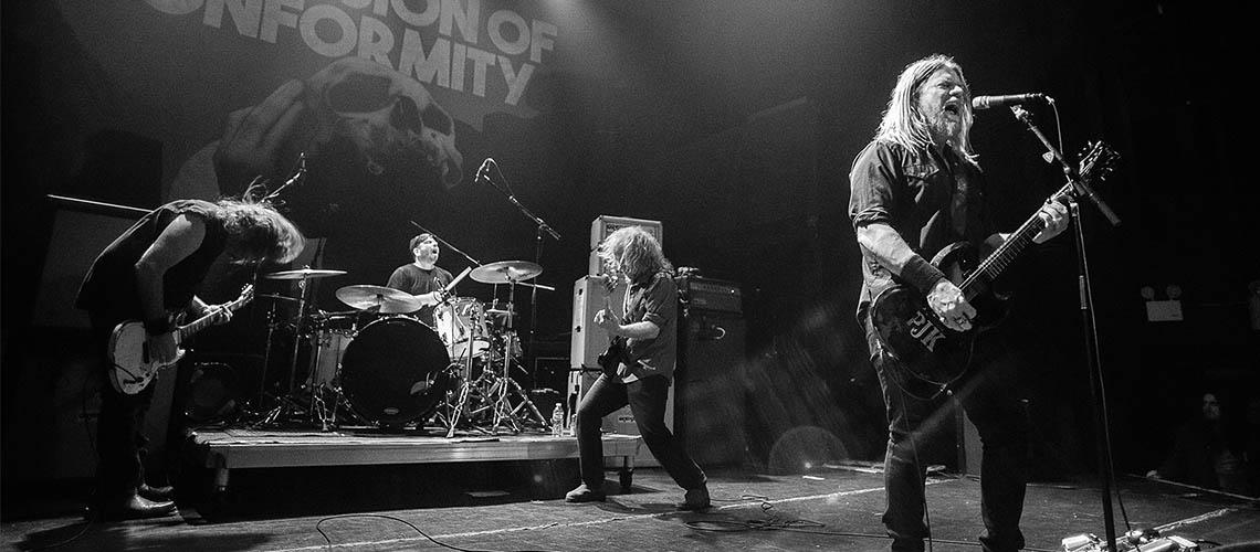 Corrosion of Conformity anunciam concerto especial no Porto