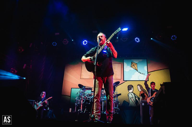 Quarentena Corona: Concertos completos de Dave Matthews Band em streaming todas as semanas