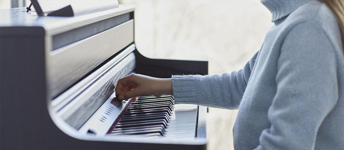 HP700: Novos Pianos Digitais da Roland