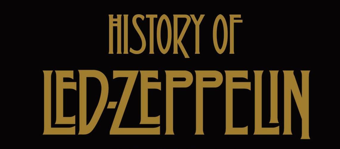 """""""A História dos Led Zeppelin"""", uma mini-série que comemora 50 anos"""