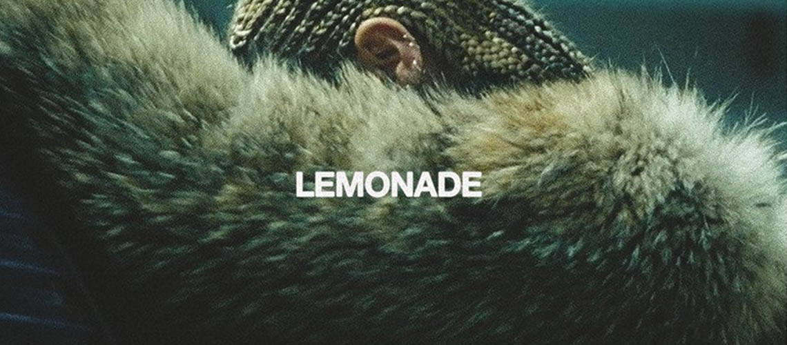 """Lemonade"" de Beyoncé estreia-se no Spotify e Apple Music"