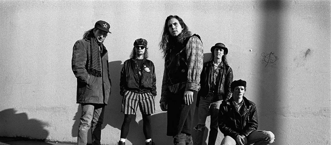 Máquina do Tempo: Vê os primeiros concertos de Pearl Jam em 1991
