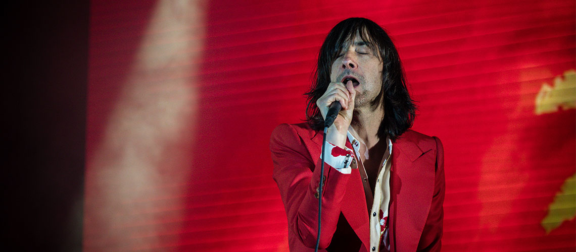 Primal Scream no NOS Alive 2019