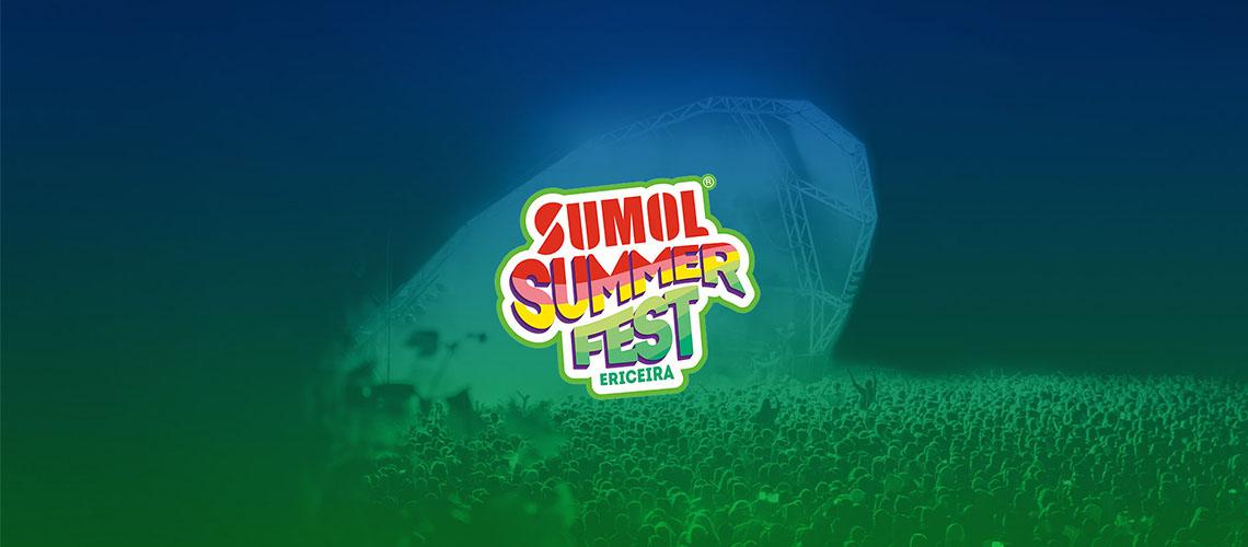 Sumol Summer Fest 2019: Cartaz Completo