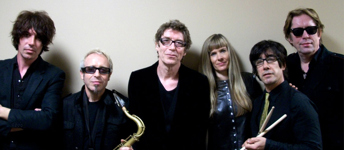 The Psychedelic Furs em Portugal