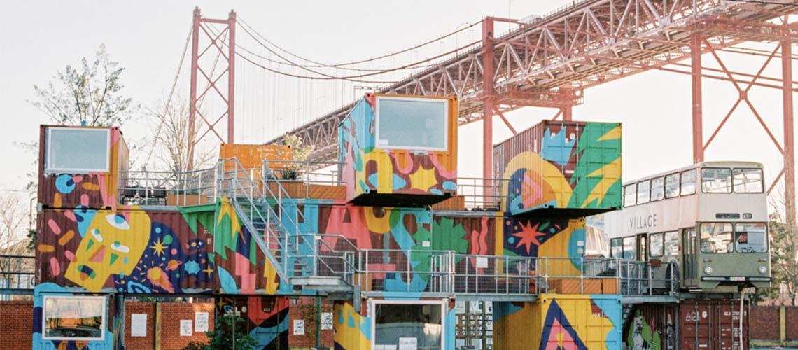 Village Underground Lisboa: 5º Aniversário