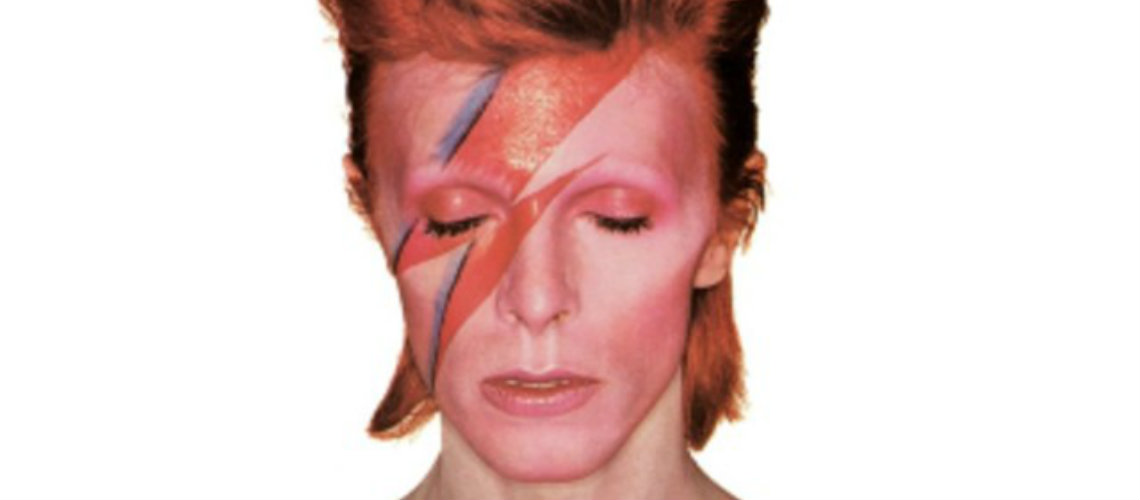 David Bowie, Aladdin Sane (Sinestesias)