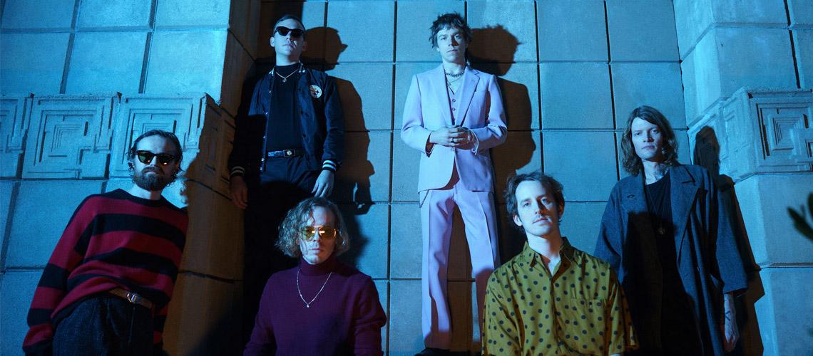 """Ouve """"Social Cues"""", o novo álbum dos Cage the Elephant"""