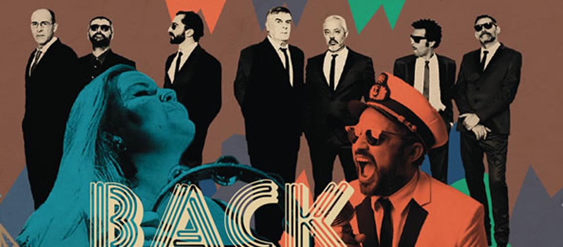 """Back On Track"" é o novo álbum dos Cais Sodré Funk Connection"