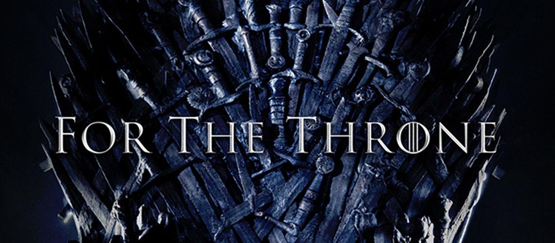 "Game Of Thrones: HBO já disponibilizou para escuta ""For the Throne"""