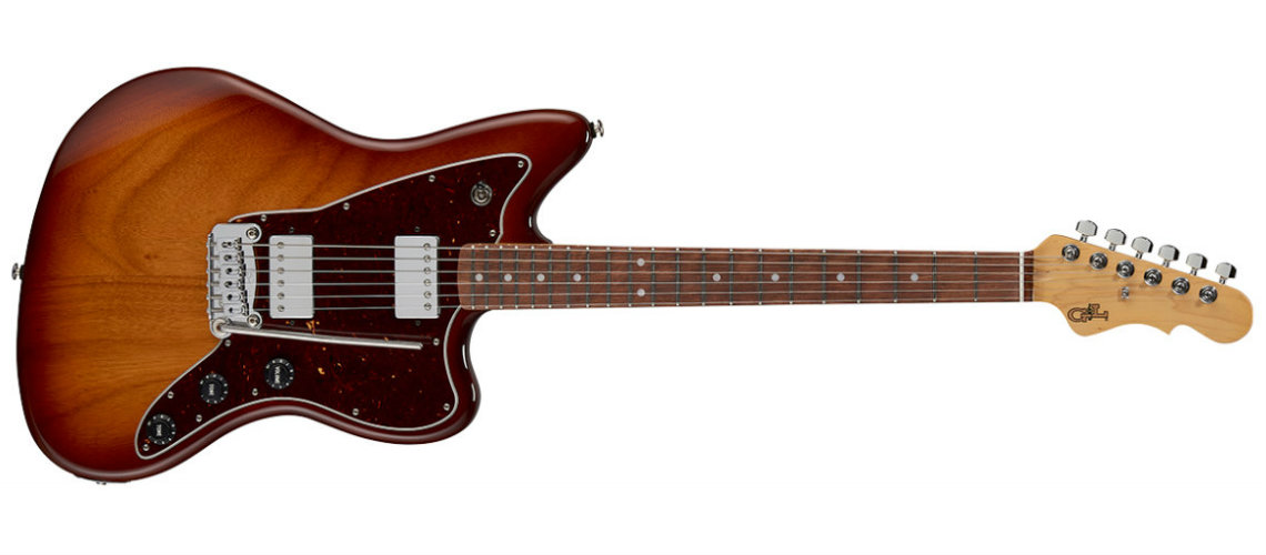 G&L Fullerton Deluxe Doheny HH