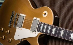 gibson gold top giveaway