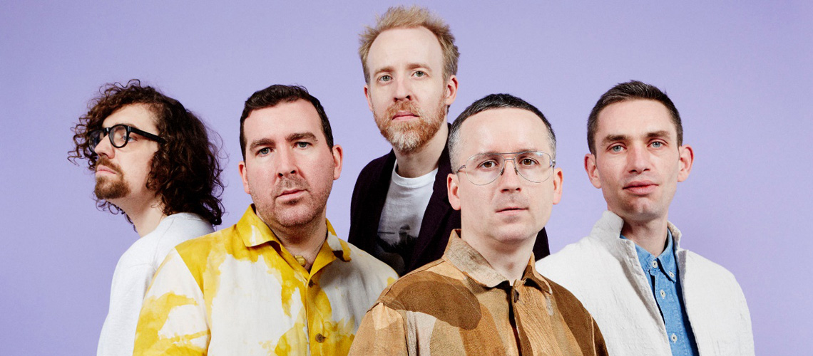 """Melody of Love"" é o novo tema dos Hot Chip"