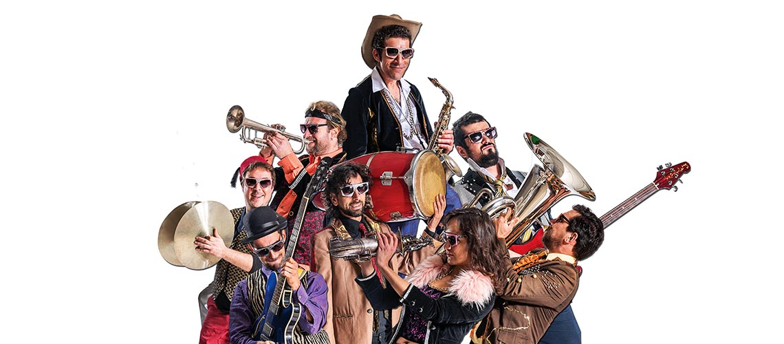 Kumpania Algazarra anunciam novo álbum e concerto em Lisboa