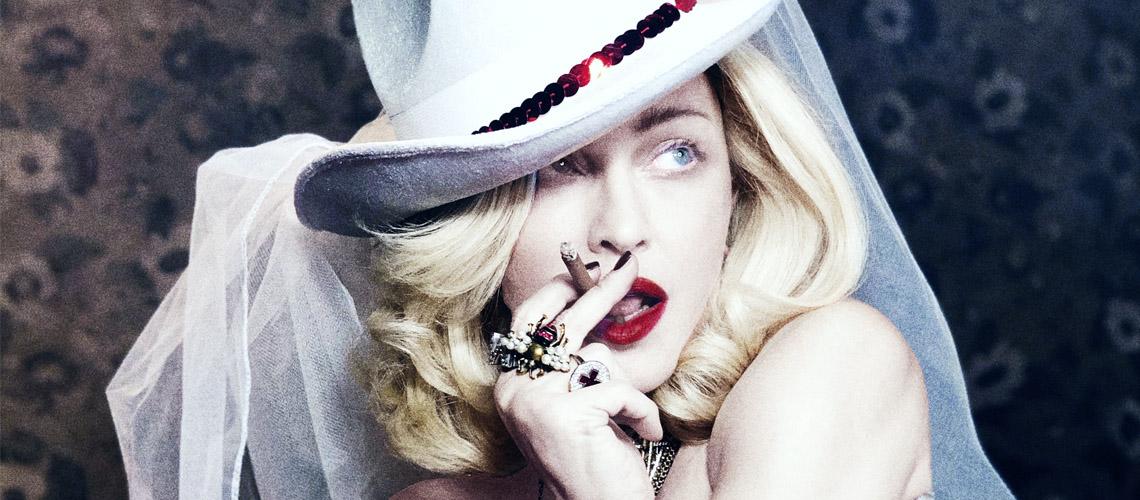 """Ouve aqui a nova música de Madonna, """"I Rise"""""""