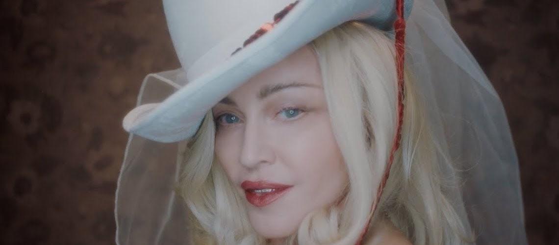 """""""Madame X"""" é o novo álbum de Madonna"""
