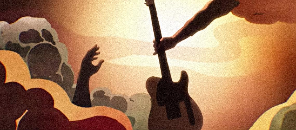 A Viagem Mística da '59 Telecaster de Jimmy Page