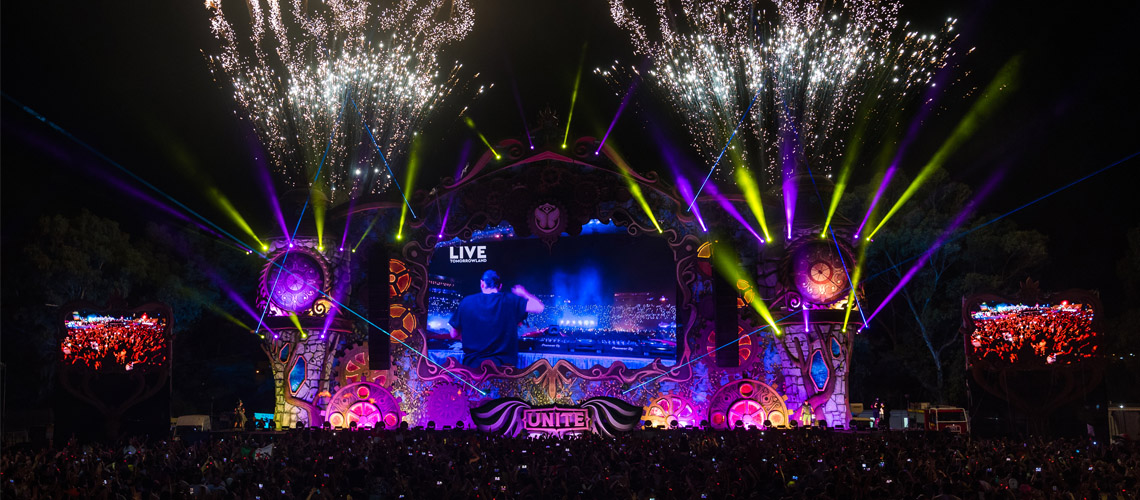 15 anos de Tomorrowland no Porto