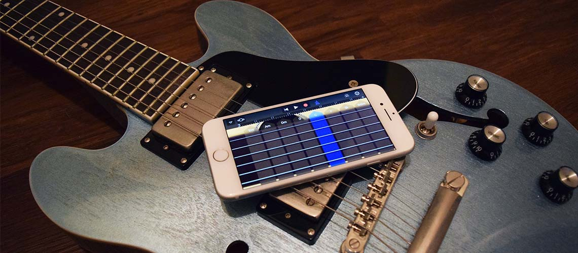 AS10 Apps Gratuitas para Guitarristas