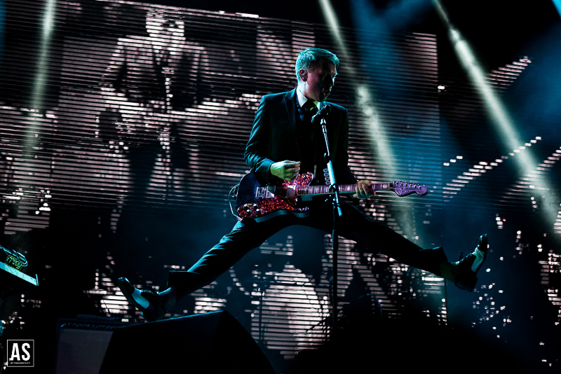 "Franz Ferdinand estreiam ""Black Tuesday"" no Porto"