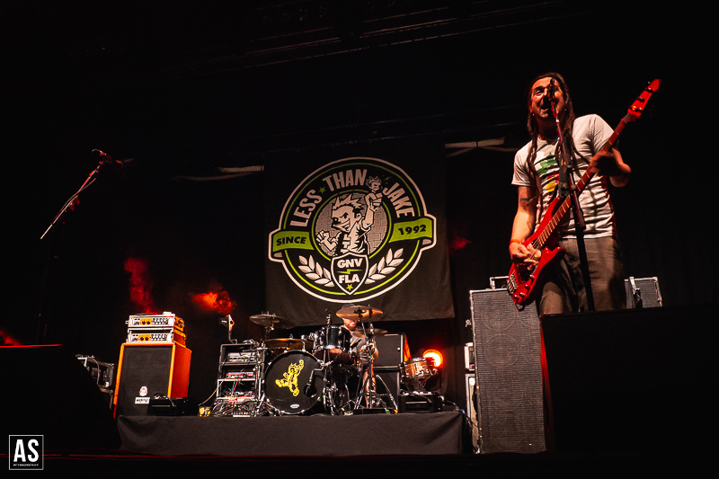 Less Than Jake @ Sala Tejo, Lisboa [2019]