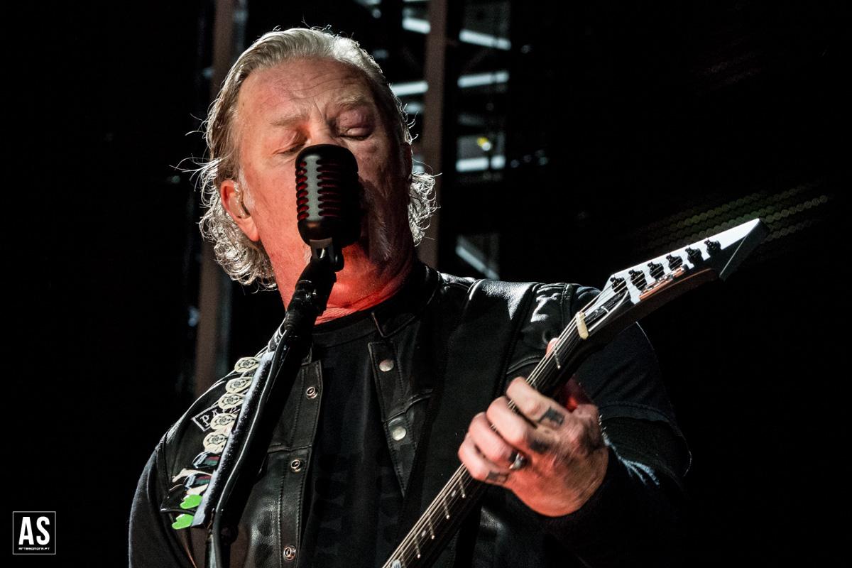 #MetallicaMondays prosseguem com concerto em Nova Iorque durante a tour com os Big Four