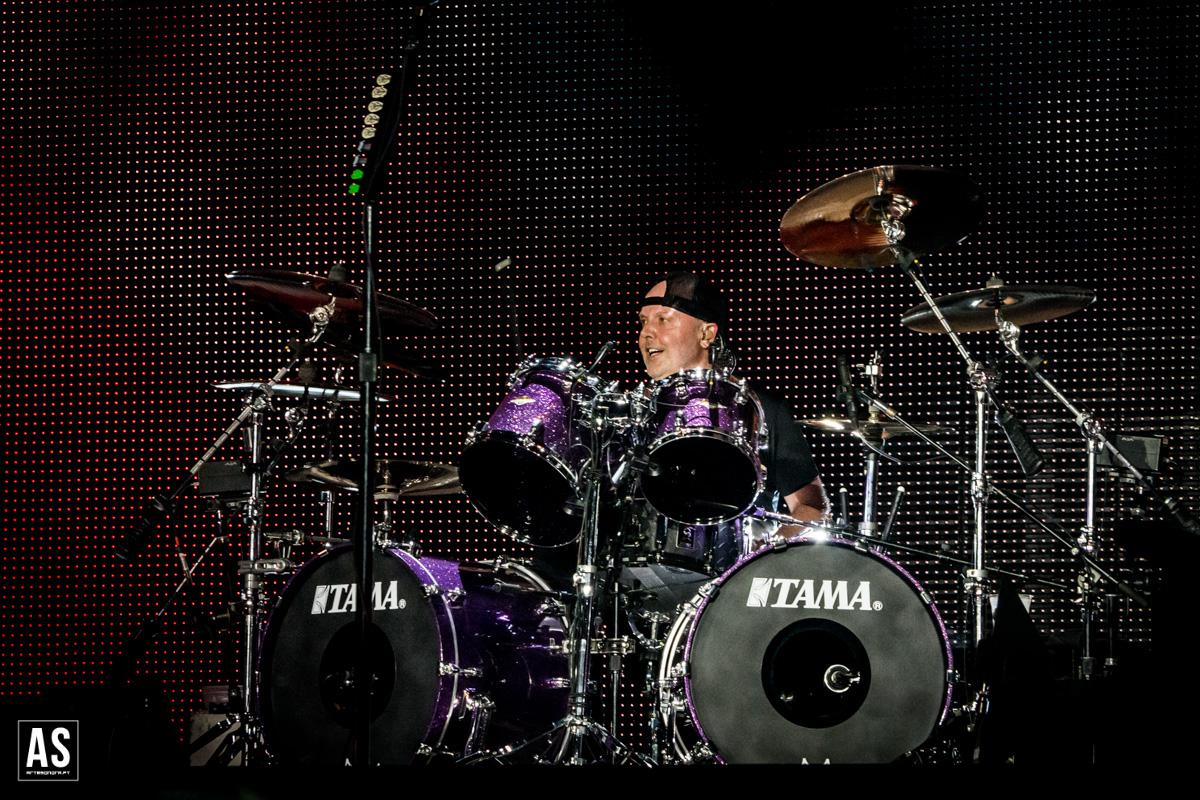 Para Lars Ulrich, baterista dos Metallica, grandes concertos, possivelmente, só no Outono de 2021