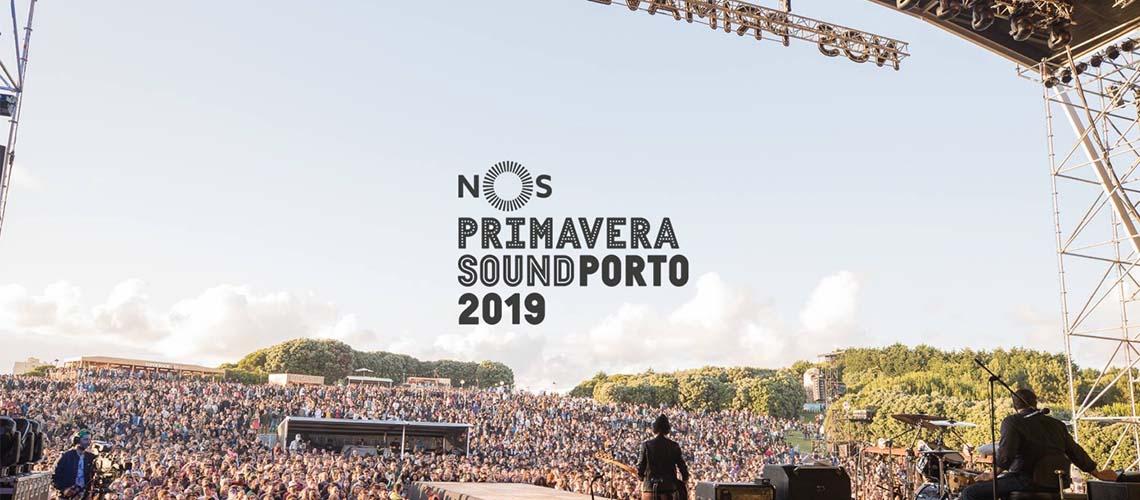 Roteiro AS: NOS Primavera Sound 2019