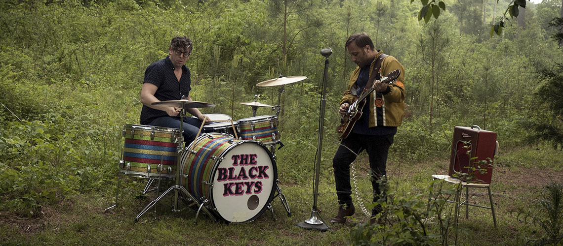"The Black Keys: Ouve ""Go""!"