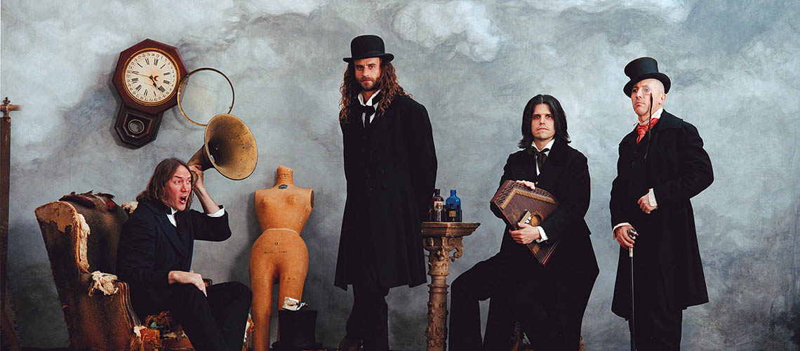 Tool: Catálogo completo no Spotify, Apple Music, YouTube, SoundCloud, Tidal, entre outros