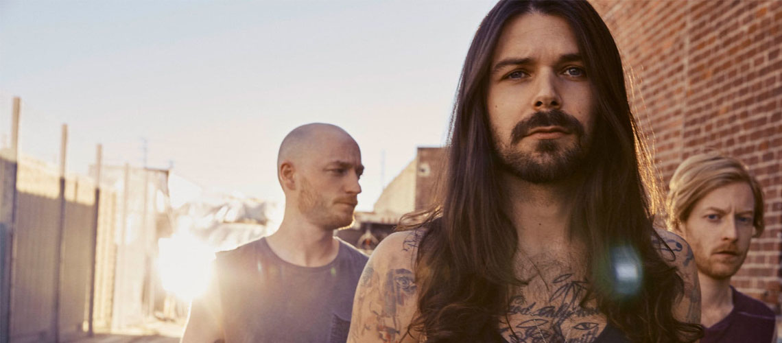 "Biffy Clyro mostram ""Balance, Not Symmetry"""