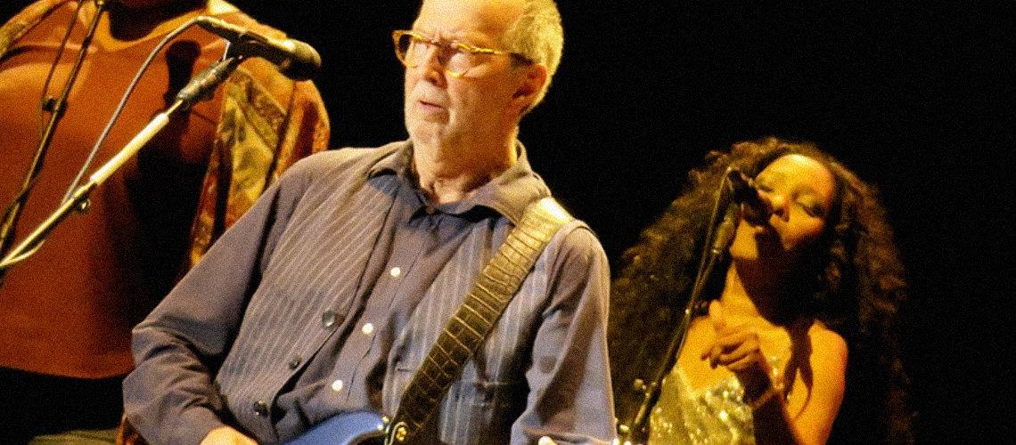 Clapton Juntou Constelação Rocker Para Homenagem a Ginger Baker