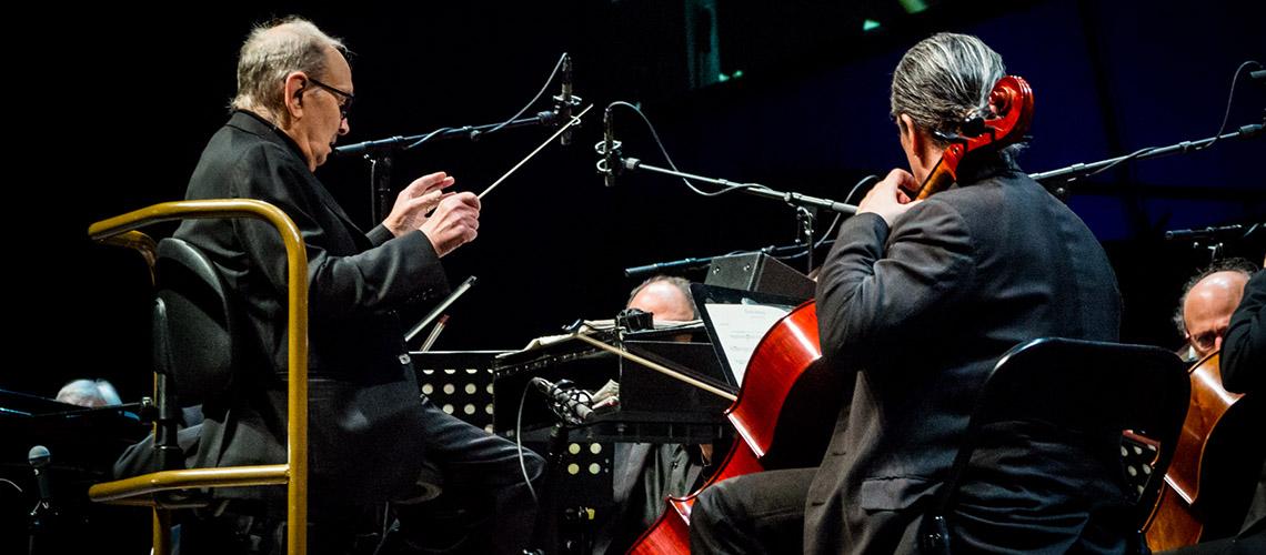Ennio Morricone, A Banda Sonora da Vida