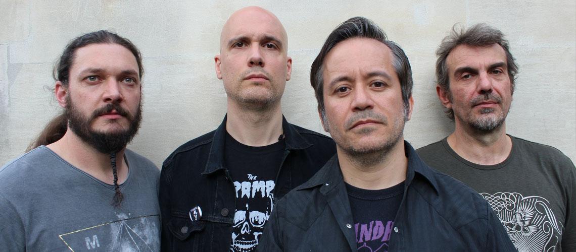 Conhece Fiend, a banda de abertura dos Tool em Lisboa