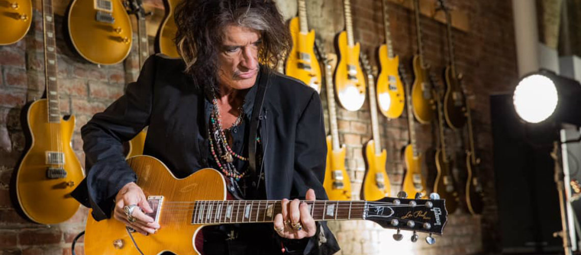 Gibson, Joe Perry Gold Rush