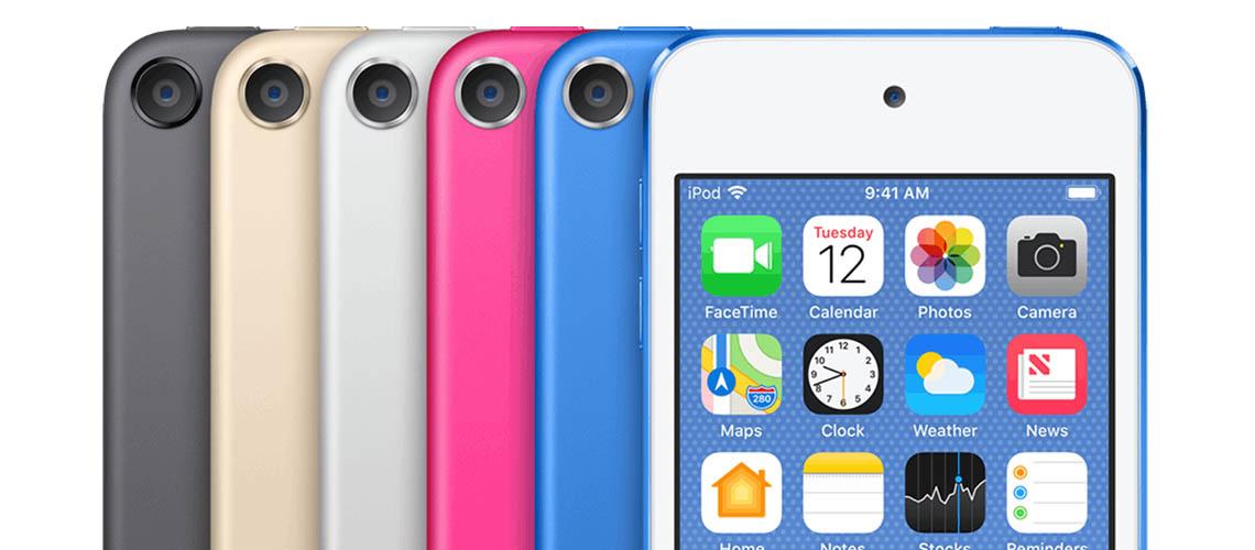 Apple apresenta novo iPod