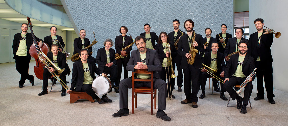 Orquestra Sinfónica do Porto + Orquestra Jazz de Matosinhos
