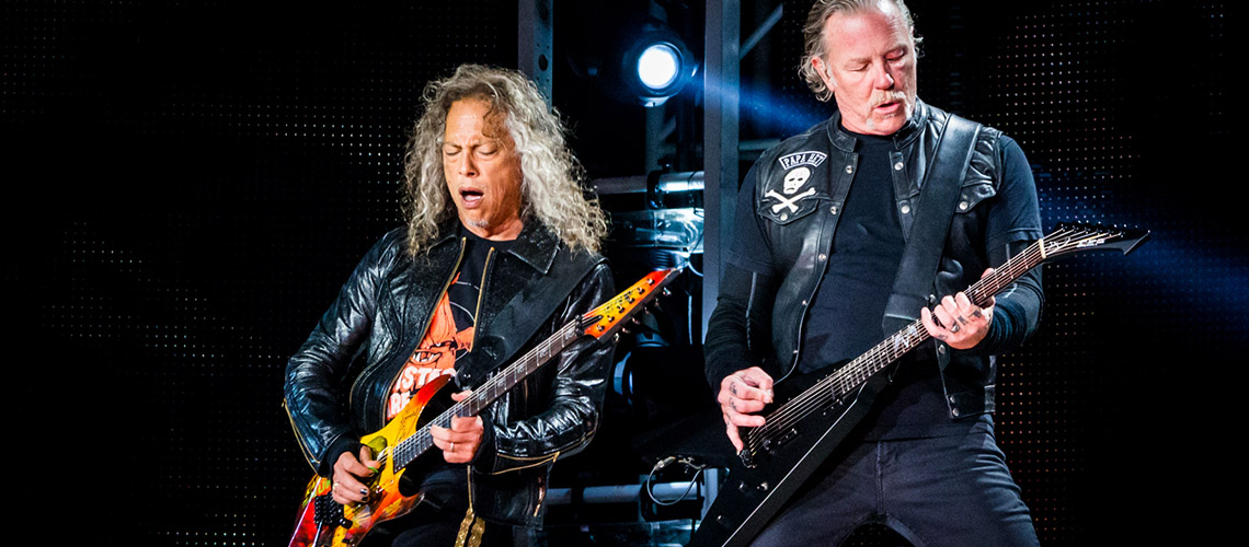 Metallica no Estádio do Restelo: Reportagem + fotos