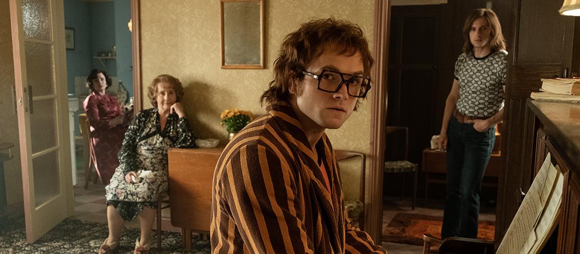 """""""Rocketman"""", o novo filme sobre Elton John, estreia nos cinemas portugueses a 30 de Maio"""