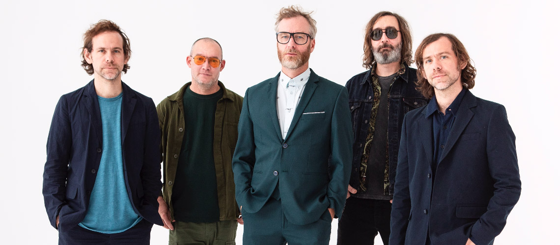 "The National: Já podes ouvir ""I Am Easy to Find"" na íntegra"