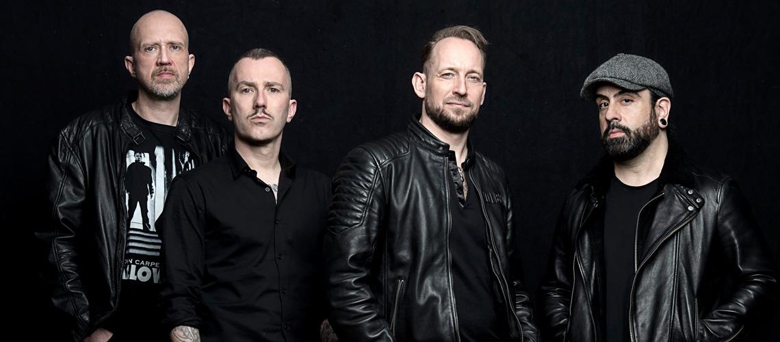 Volbeat apresentam novo álbum em Portugal e trazem como convidados Baroness e Danko Jones