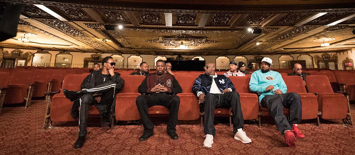 Wu-Tang Clan disponibilizam novo EP em Streaming