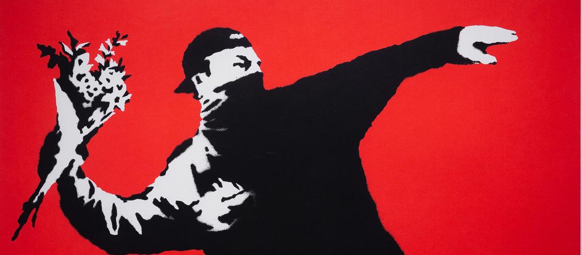 """Lisboa recebe """"Banksy: Genius or Vandal"""" até Outubro de 2019"""