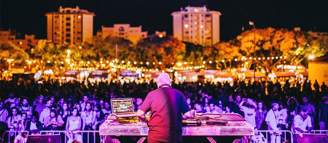 """Festival """"Sou Quarteira"""" celebra artistas da terra com Allen Halloween, Branko ouMayra Andrade"""