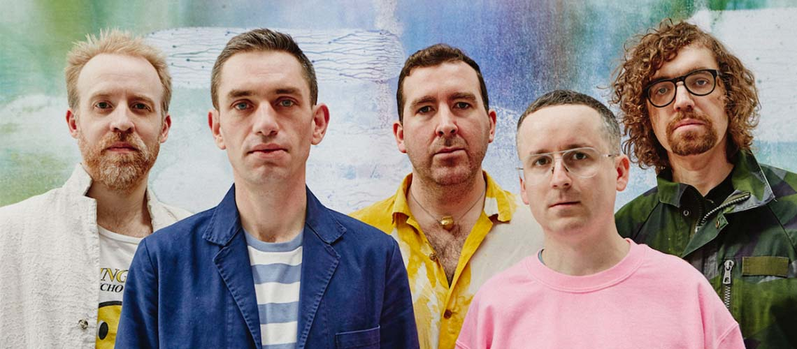 Hot Chip: O Novo Álbum, Estratégias de Composição e Equipamento de 35,000£