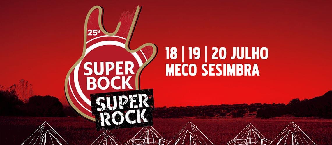 Super Bock Super Rock 2019: Cartaz completo e informações úteis